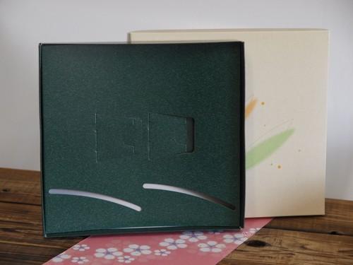 箱 平袋100g詰め 2本・3本兼用