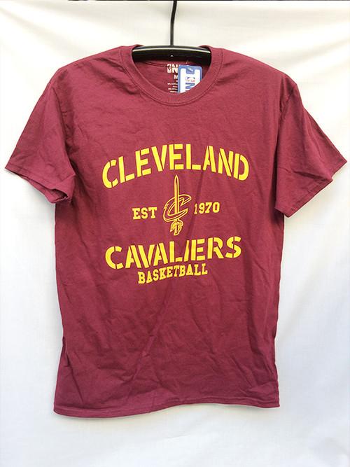 NBA CLEVELAND CAVALIERS EST1970 クリーブランド キャバリアーズ Tシャツ TEE 半袖 半袖Tシャツ T-SHIRTS M L XL 1005