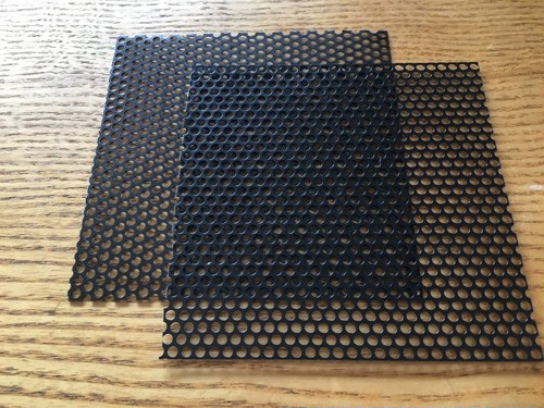 『77CUBE II』スピーカーグリル ハニカムパターン