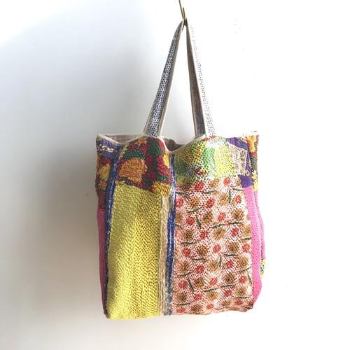 Antique 'Sashiko' Bag