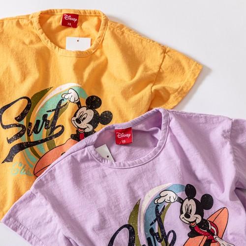 キッズ予約 2700円+税 サーフミッキーTシャツ