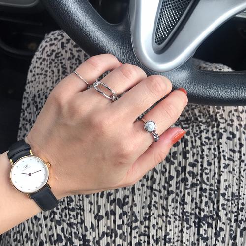 design stone ring #2
