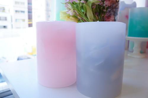 灯してね2本セット(pink/blue)