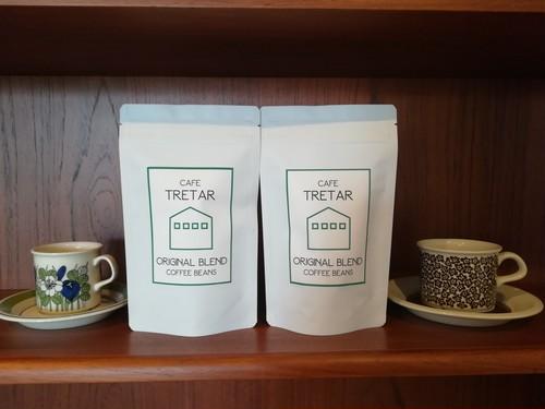 TRETARブレンドコーヒー豆200g