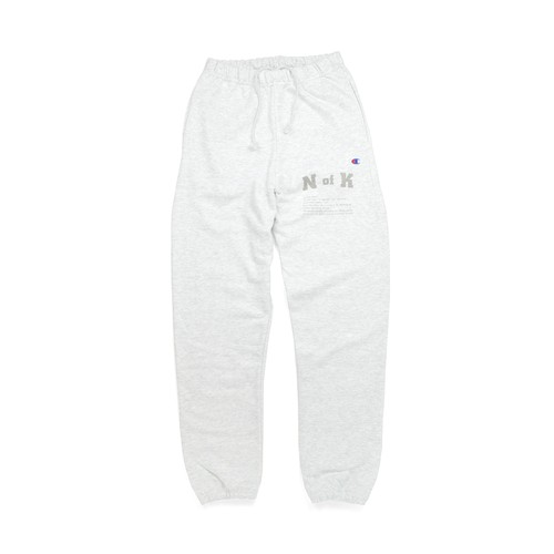 Means RW Sweat Pants / S.GREY