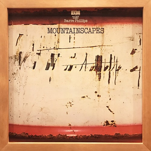 Barre Phillips ‎– Mountainscapes (LP)