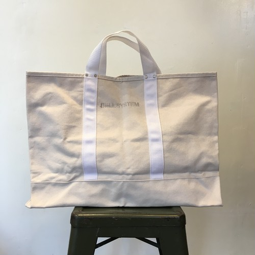 80's Bell system  Vintage Tote