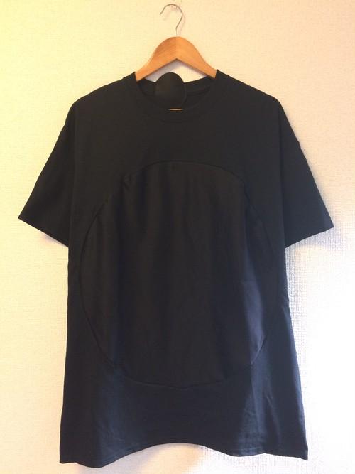 まるT黒×黒(XL.M)