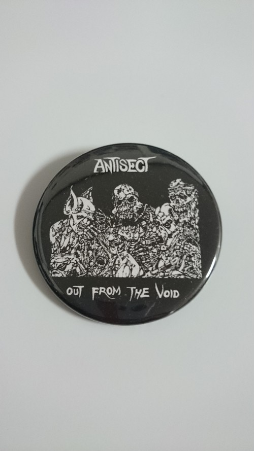 ANTISECT/缶バッジ(大)