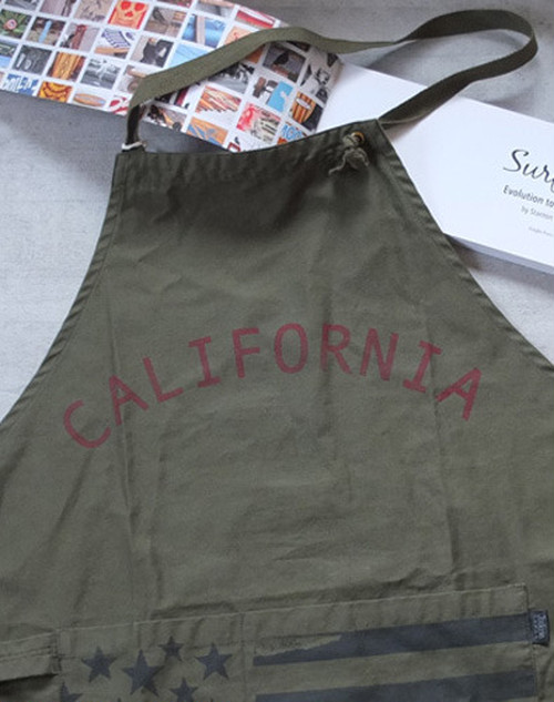 California apron