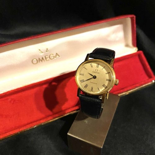 OMEGA 1940~1960's Hand Winding Watch -Vintage-