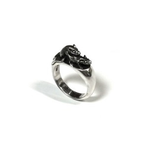 inoutdesign  /【RATS】 SILVER RING