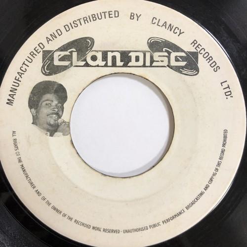 Clancy Eccles(クランシーエクルス) - Ganja Free【7-20012】