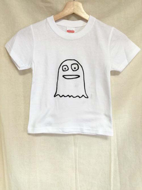 オバマンTシャツ キッズサイズ 白