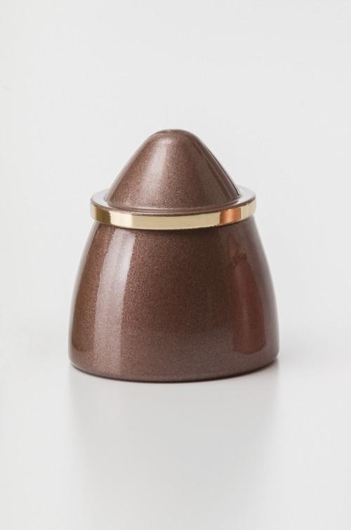 分骨壺 チョコ(日本製)