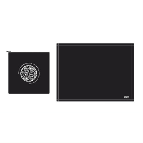【SAMURAI SESSIONS vol.3】Blanket & Pouch Set