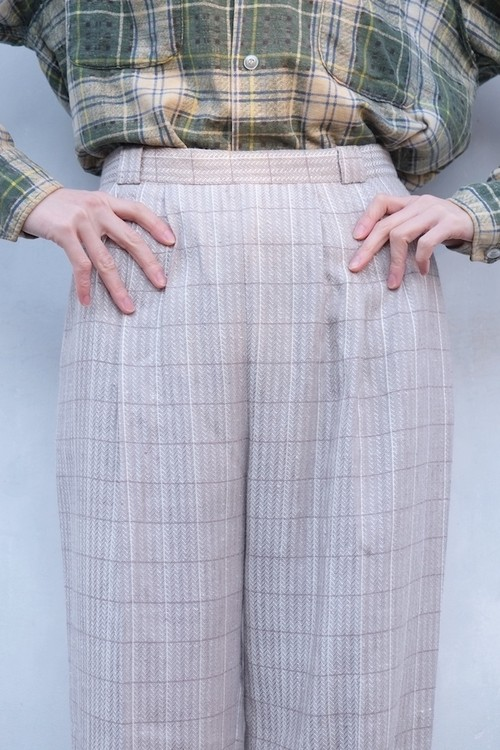 machi pants.