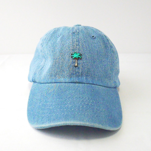 cap / DENIM 【FRONT】