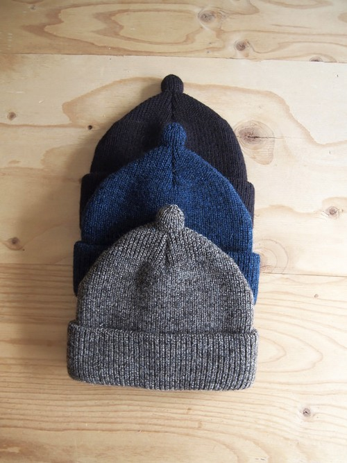NOROLL,  GERMINATE SOLID BEANIE