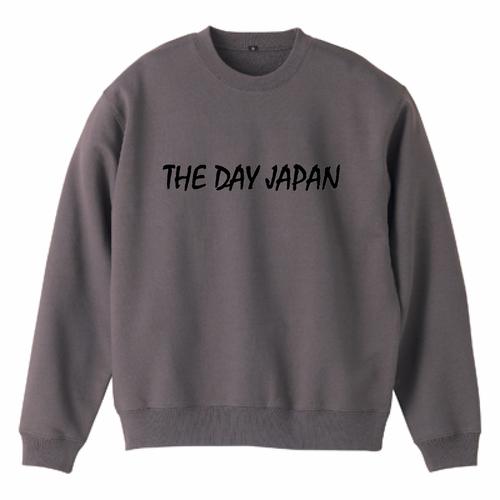 Sweat-shirts/スウェットシャツ(2020 Design)チャコール/ Charcoal