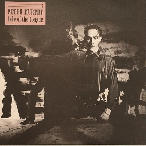 【12inch・英盤】Peter Murphy / Tale Of The Tongue(12inch)