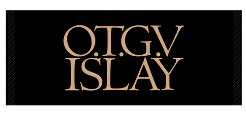 FLAVOUR OF ISLAY TOURタオル(O.T.G.V ISLAY)