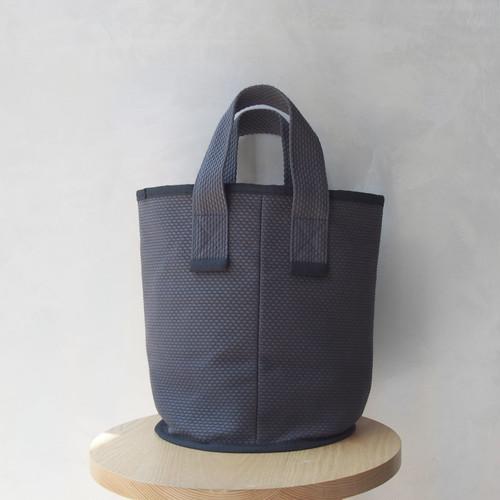 CaBas N°50 Laundry bag small Gray/Black