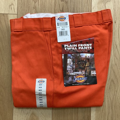 """""""NOS"""" Dickies 874-OR 34/30 <MADE IN USA>"""