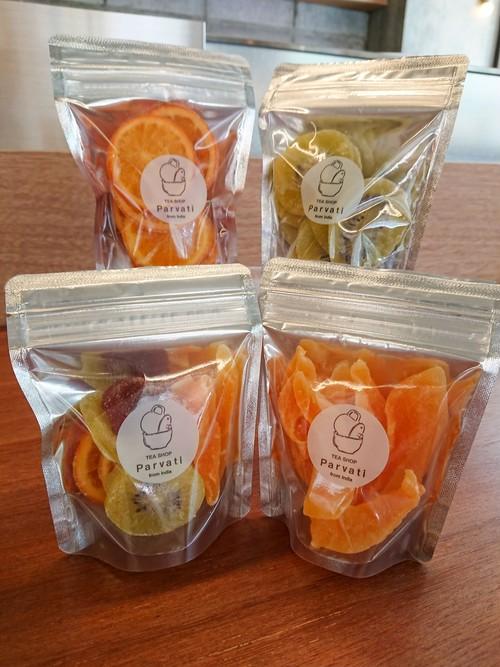 【国産フルーツ使用・砂糖不使用】ドライフルーツ 100g