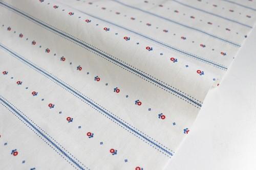 ハンドメイドに♡「Draw Stitch」オリジナル布   by Rolling dot