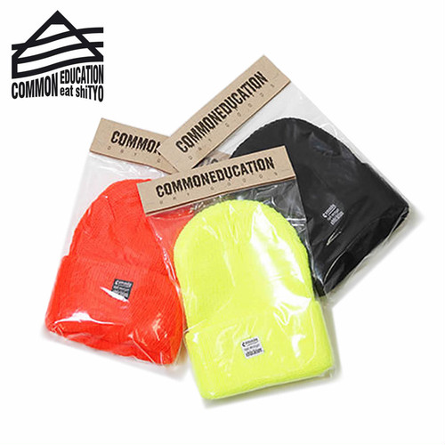 (コモンエデュケーション)Common Education AUTHENTIC KNIT CAP