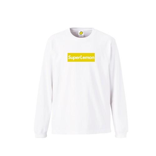 SuperLemon長袖Tシャツ