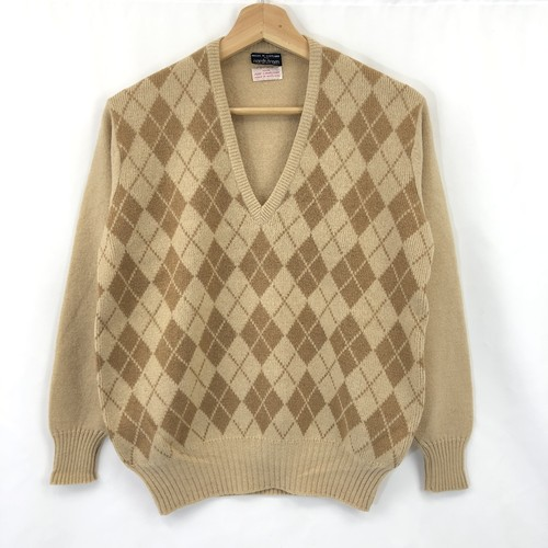 【nordstrom】Camelhair Vneck Sweater