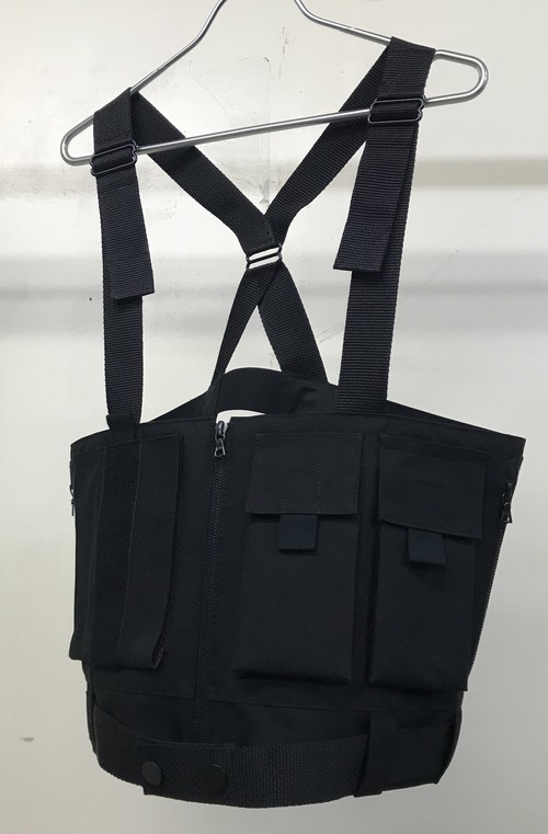 NOMENKLATURA STUDIO SPRAWL ESCAPE HARNESS / VEST