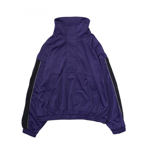 Name. 【ネーム】SIDE LINE PULLOVER TRACK JACKET (PURPLE)