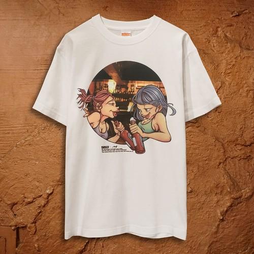 T-shirt TYPE C:Design by KIO (Optimystik):S~XXXL