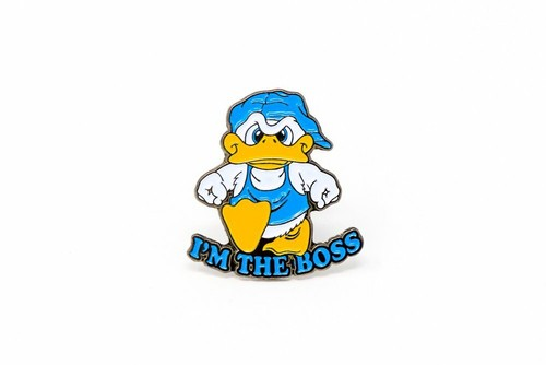 "Rockinpins""I'm The Boss"""