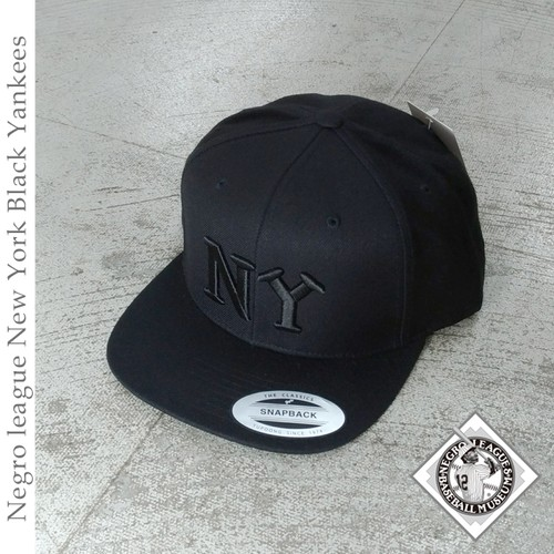 Negro league_New York Black Yankees_Cap カプセル_ニグロリーグ