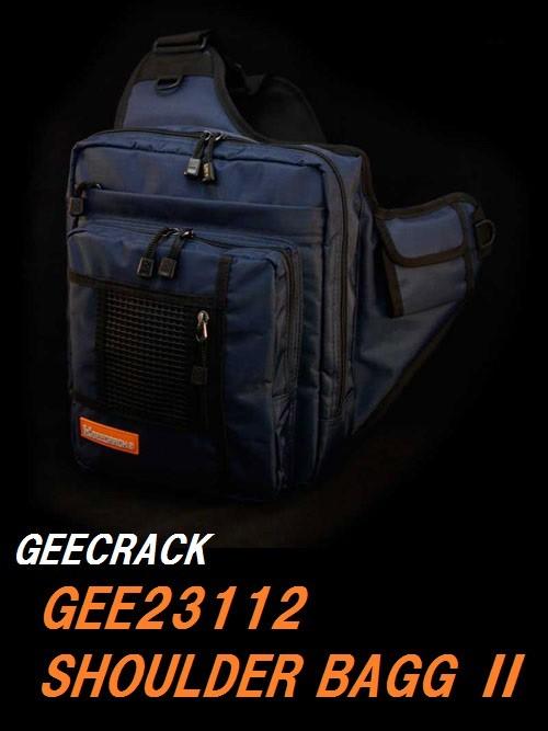 GEECRACK / ショルダーバッグ GⅡ