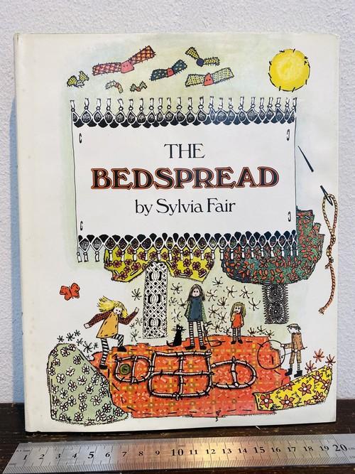 80's THE BEDSPREAD by Sylvia Falr