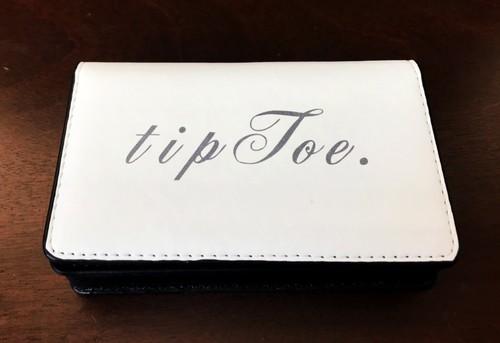 tipToe.レザーカードケース