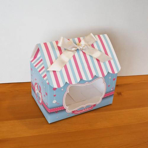 【L】出産祝い ハウスボックス SWEET