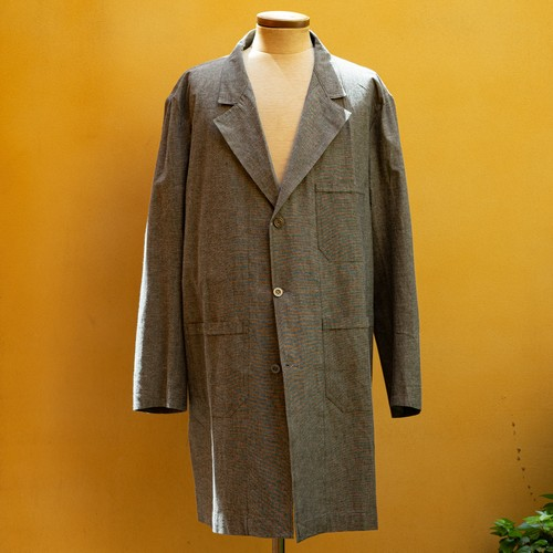 OLD CHAMBRAY COAT DEAD STOCK