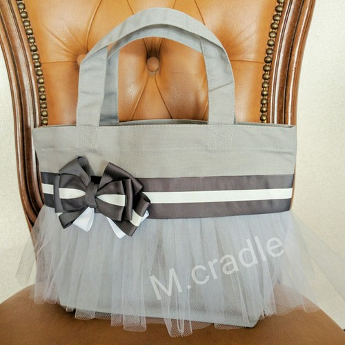 frillybag by grace a vous(G様オーダー品)