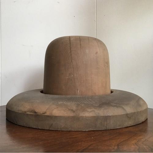 帽子木型3