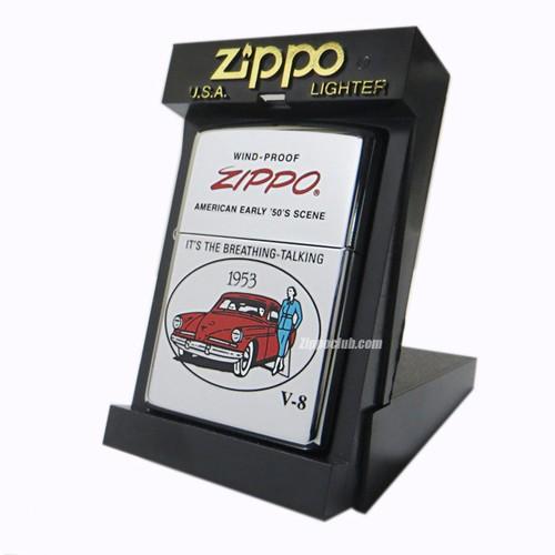 1950年代のアメ車シリーズ-1953 / Zippo American Early 1950's Scene - 1953