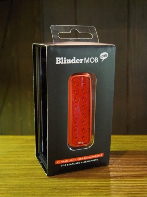 knog Blinder MOB KID GRID V