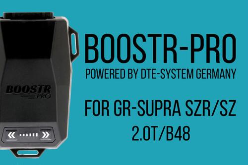 "GR SUPRA""SZR&SZ"" BOOSTR PRO / プラグインパワーモジュール"