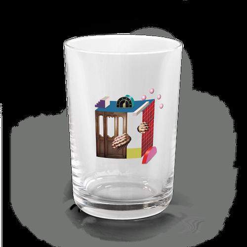 パ・チック・スパゲッティ-グラス-