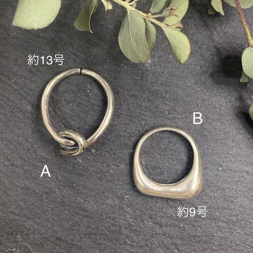 (all 925‼︎) silver/gold  ring